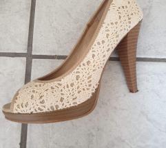 Hibátlan Graceland csipkés cipő