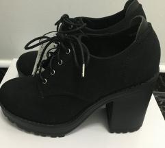 Női bokacipő platform cipő vadonatúj