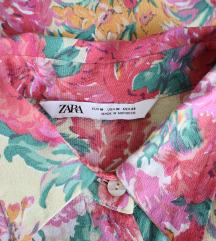 Virágos Zara ing