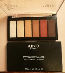 Kiko szemhéjpaletta