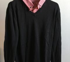 Férfi Smog elegáns pulóver