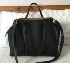 C&A fekete táska