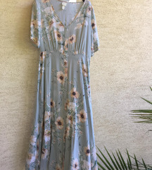 Virágos ruha