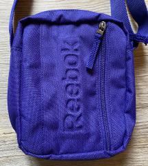 Új lila Reebok táska