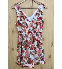 Virágmintás nyári ruha