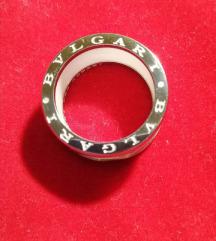 BVLGARI stílusú gyűrű 62-es