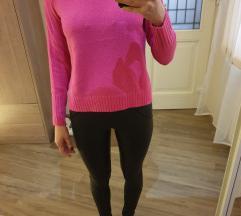 Pink pulcsi