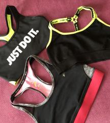 Edző és fitness toppok, sportmelltartók