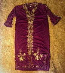 Hímzett, indiai ruha