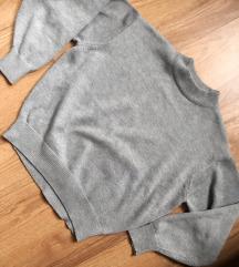 H&M szürke pulóver