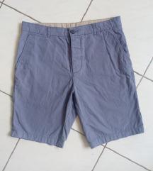 % H&M férfi szürkéskék short (30-as méret)
