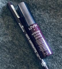 Foglalt msz NYX Black Cherry Tart szájfény+ceruza