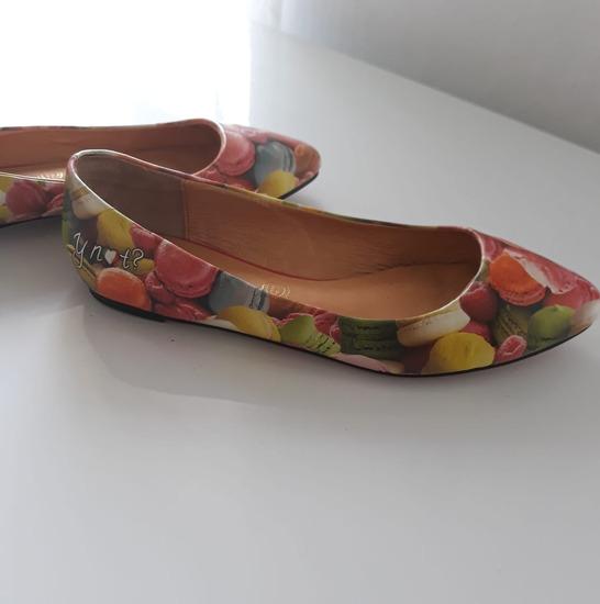 Macaron mintás Y-not cipő