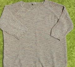Zara színes over size pulcsi
