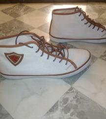 Roberto Santi törtfehér tornacipő