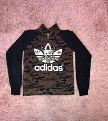Adidas belebújós tavaszi pulóver