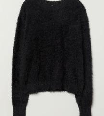 H&M szőrmés/bolyhos pulcsi