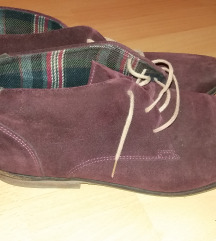 Venturini 43-as férfi bőr cipő