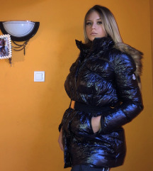 Moncler HOSSZÚ kabát