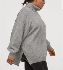 H&M pulóver L-es