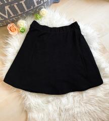 Basic fekete, H&M szoknya