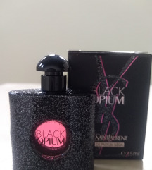 YSL Black Opium Neon mini