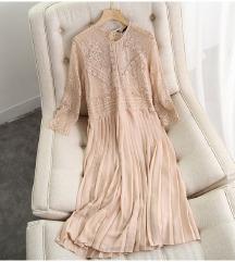Zara csipkes rakott ruha