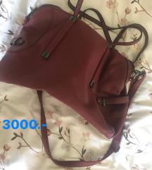 Tégla színű táska