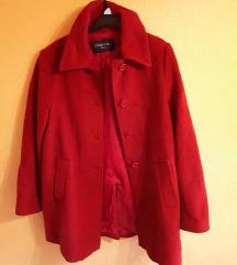 Piros tavaszi kabát