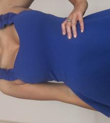 Kék női felső