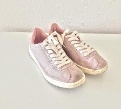 Reserved velúr bőr cipő