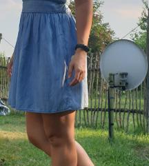 Nyár végi kiárusítás/farmer ruha