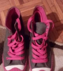 Tornacipő, cipő pink
