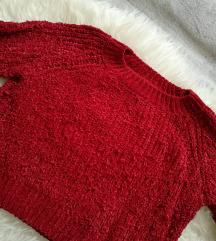 Pihe-puha piros pulcsi
