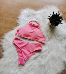 Rózsaszín bikini szett Új S 🌸