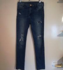 ÚJ magasderekú ripped PRIMARK skinny jeans