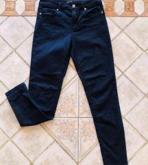 Massimo Dutti sötétkék nadrág
