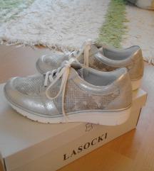 Lasocki bőr divatcipő