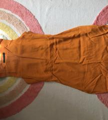ZARA narancssárga ruha