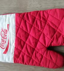 Coca cola / coca colás kesztyű, sütőkesztyű