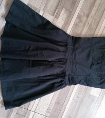 Navy sötétkék /fekete ruha