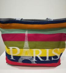 Shopper táska egyenesen Páriszból