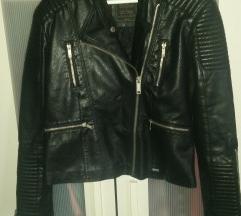 Retro Jeans női műbőr dzseki XL