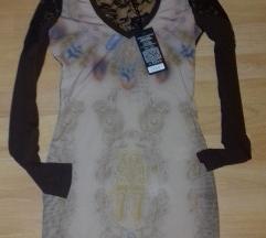 Új My77 csipkebetétes ruha