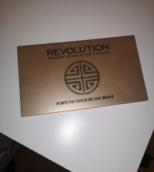 Revolution Fortune Favours The Brave
