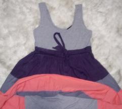 Top Shop csíkos nyári ruha