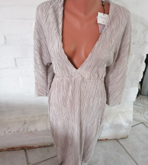 Missguided light arany ruha