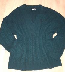 Zöld Orsay pulcsi