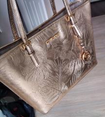Michael Kors arany táska