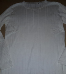 Bordás pulóver M-L (csere)